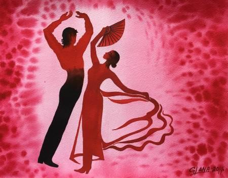 葛拉娜-Flamenco