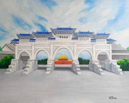 楊玉金-廣場