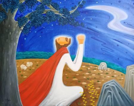 楊玉金-耶穌的祈禱