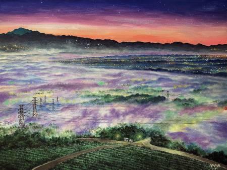 艾瑪 Amma-《追光者系列:琉璃載曜》Light Chaser : Dawn Light In Nantou Jinlongshan