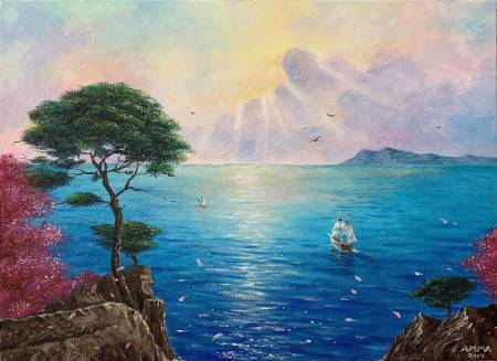 艾瑪 Amma-《揚帆 • 啟航》Dreams Set Sail