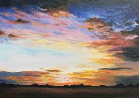 艾瑪 Amma-《暮幕》Sunset