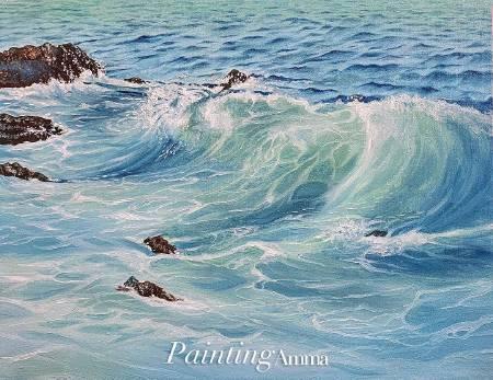 艾瑪 Amma-《海與浪》
