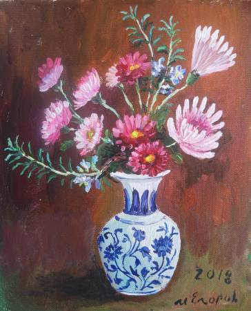 Ivan Yehorov-家菊欣穎 Merry Chrysanthemum