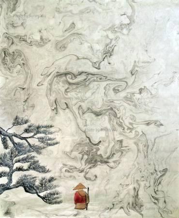 吳秀芳-獅山禪靜