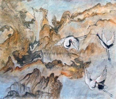 吳秀芳-飛越大峽谷