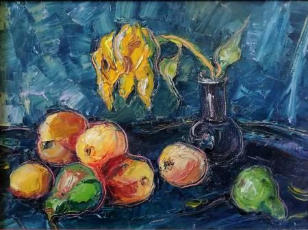 """Natalia Nysh-""""Peaches"""""""