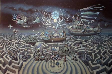 陳信宏-藍月下的航行