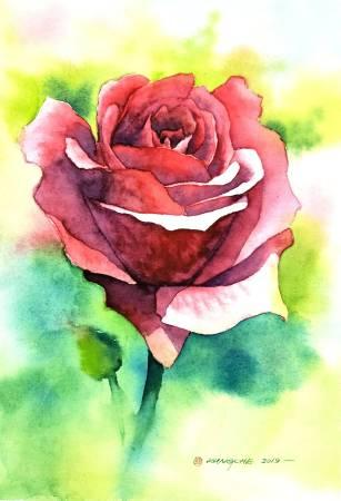 鍾功哲-玫瑰