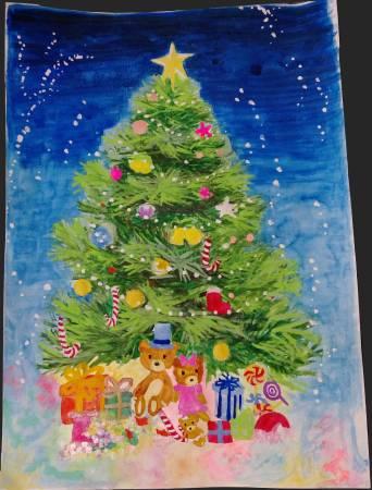 許煥林-聖誕樹