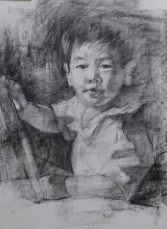 胡志誠-人物素描1