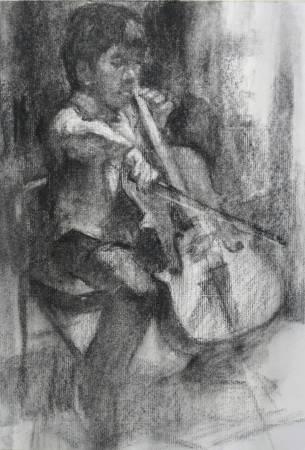 胡志誠-大提琴手1