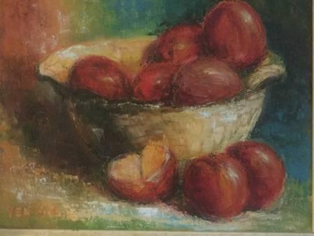 薈伶-高更的蘋果