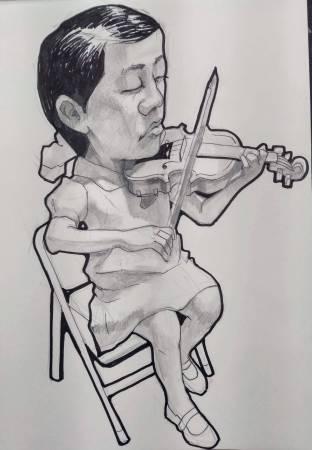 胡志誠-Q版提琴手