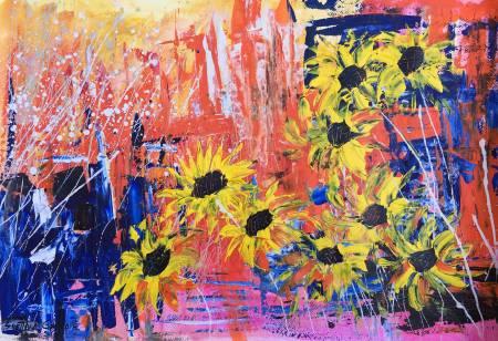 葛拉娜-Summer bloom 2