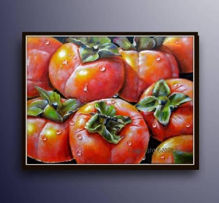 瑪騰琳-《 紅柿子 -  大豐收系列 》- 2