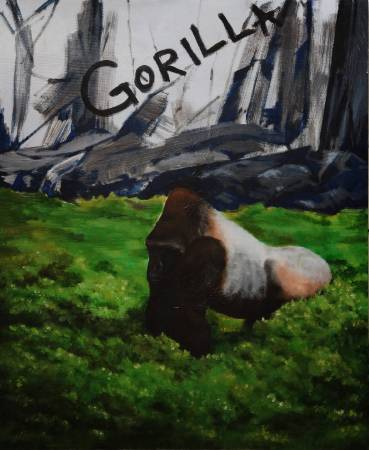 Wu An-Gorilla