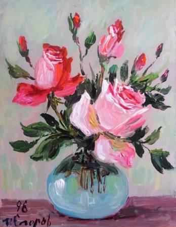 Ivan Yehorov-玫瑰之愛-2 Rose Love-2