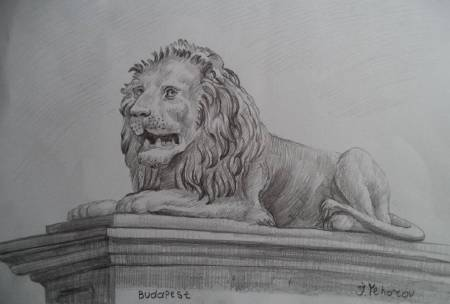Ivan Yehorov-布達佩斯之獅 Leo from Budapest