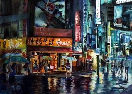 陳紫晴-雨市集
