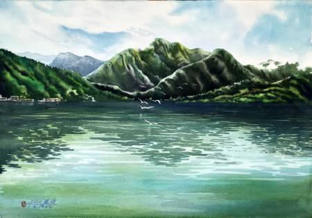 陳國棟-青山綠水