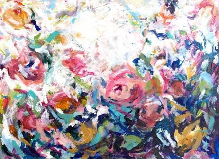 劉巧玲-和玫瑰一起搖擺