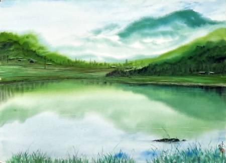 陳國棟-茵夢湖畔