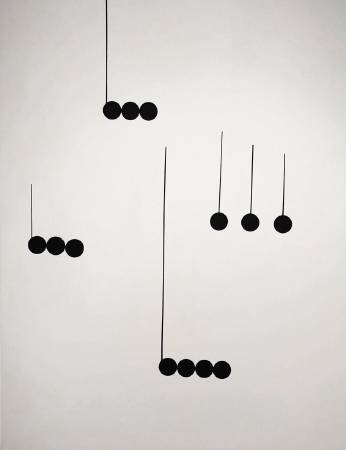 王明月-無題-度量衡