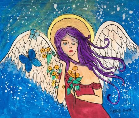 葛拉娜-Violet Angel