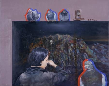 蔡育昕-遮挽-四鴿二號