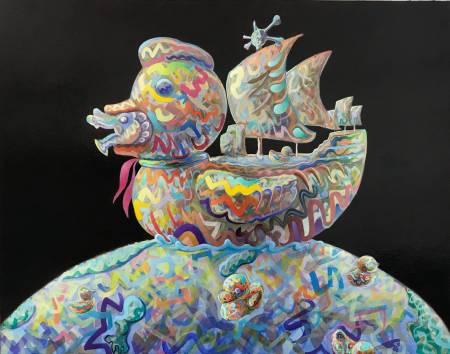 余霆鋒-新.寶船號下西洋