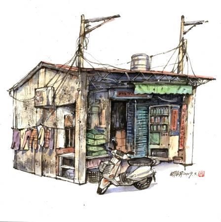 鄭開翔-新竹延平路二段街屋