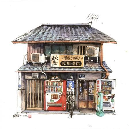 鄭開翔-京都松川酒店
