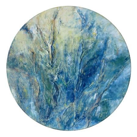 朱若茵-海草Seaweed(圓型)