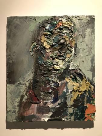 多納藝術-米格爾‧保羅‧伯哈 沉進洪流