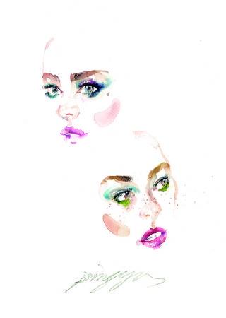 邱秉御-妝 Makeup