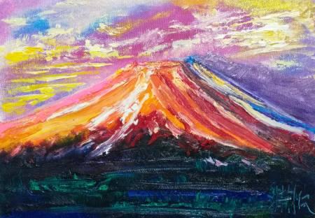 鄭淵仁-富士山與風格~2