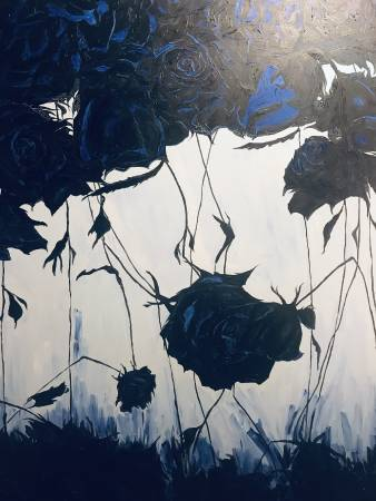 羅婉婷-龜裂枯萎的玫瑰 Abandoned Roses Garden