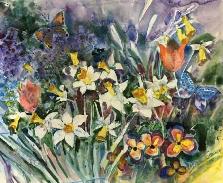葛拉娜-In the middle of the spring