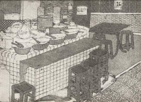 109年「璞玉發光-全國藝術行銷活動」得獎者作品聯展-時代正在經歷建築二