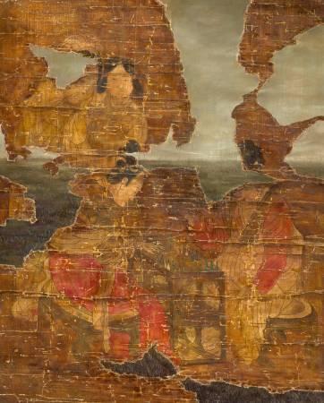 109年「璞玉發光-全國藝術行銷活動」得獎者作品聯展-雙陸圖
