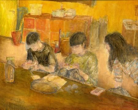 109年「璞玉發光-全國藝術行銷活動」得獎者作品聯展-我們正在連線