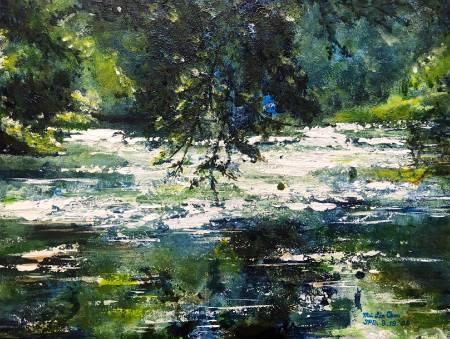 Mei Lin Chou-77 River