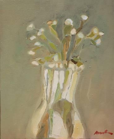 陳萱-flower grey