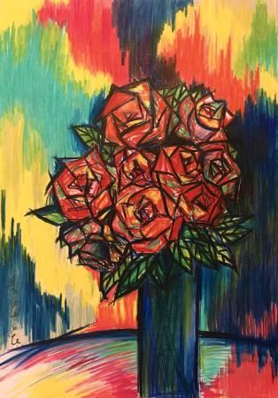 李岱容-九朵玫瑰 Nine Roses