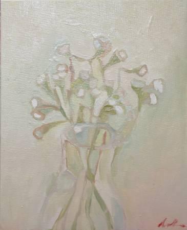 陳萱-flower white