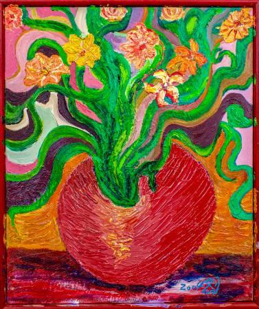 劉麗-綻放的花朵