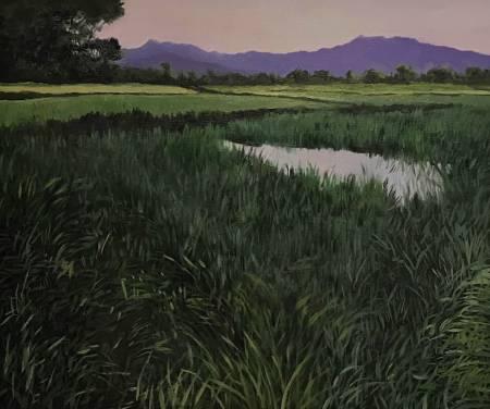 陳治宇-遠眺角板山