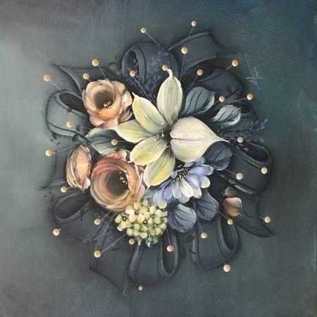 吳絲絨-捧花