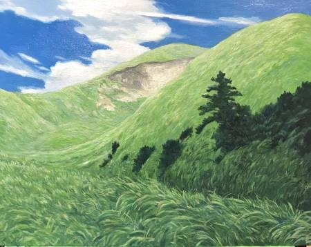 陳治宇-小油坑的風和日麗